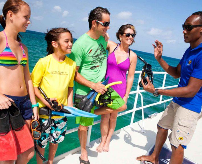 Palm Pleasure's Snorkel Adventure